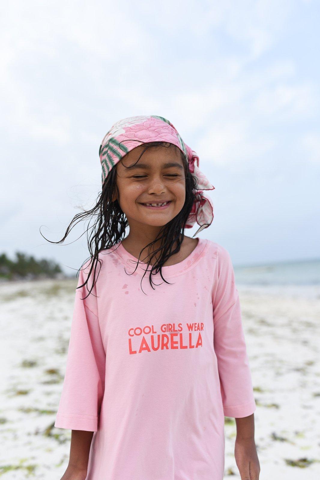CHEAP Noel Coral Blush T-shirt 28617024055 – Women's Tops