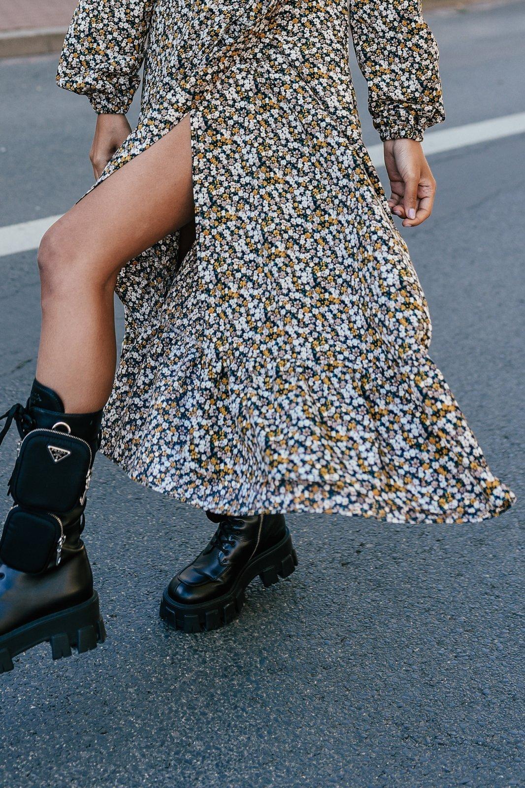 CHEAP Serena Flowers Dress 28617023907 – Women's Dresses & Skirts