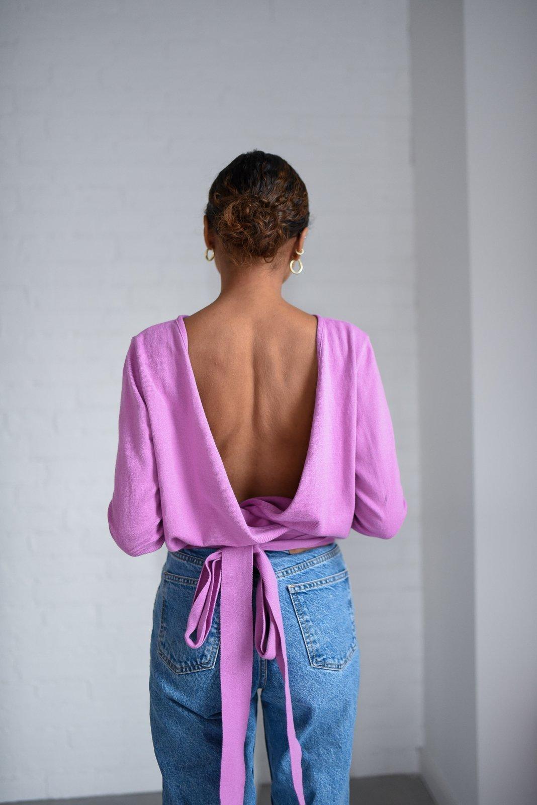 CHEAP Malibu Orchid Sweater 28617024003 – Women's Tops