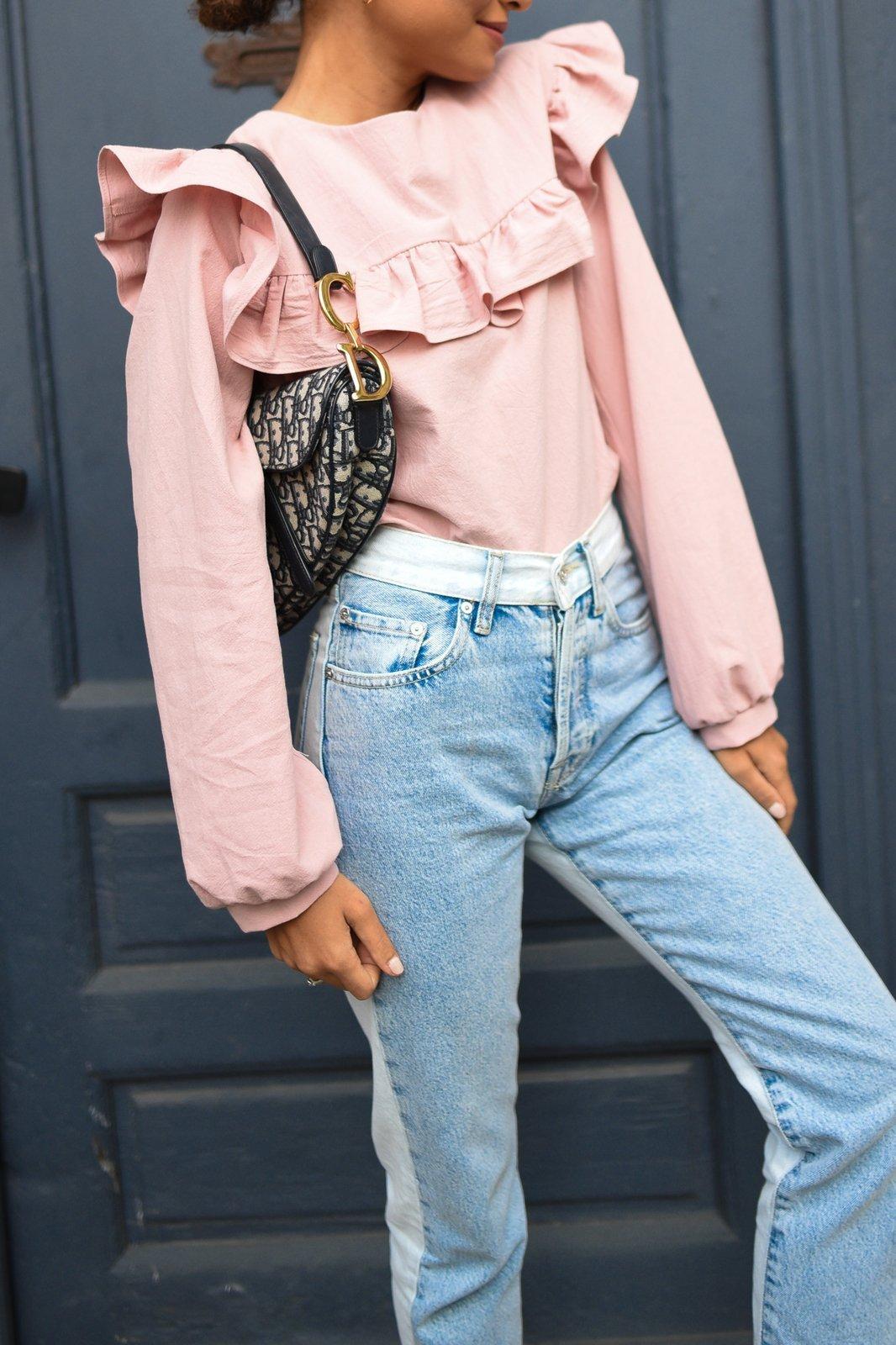 CHEAP Stella Pink Top 28617024177 – Women's Tops