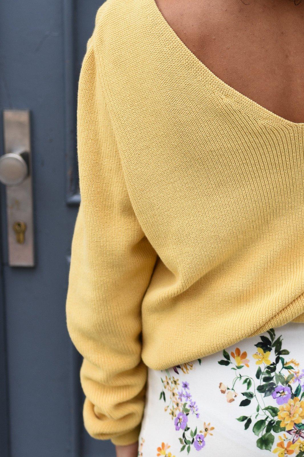 CHEAP Bari Honey Sweater 28617023865 – Women's Tops