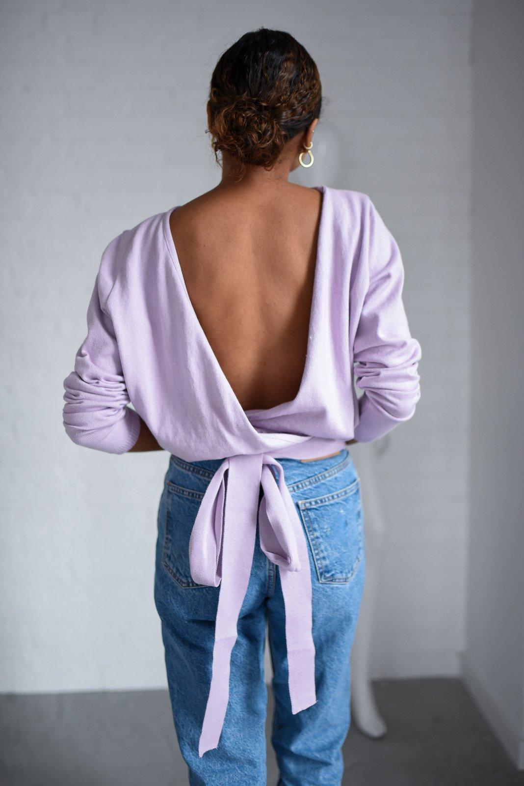 CHEAP Malibu Lilac Sweater 28617024005 – Women's Tops
