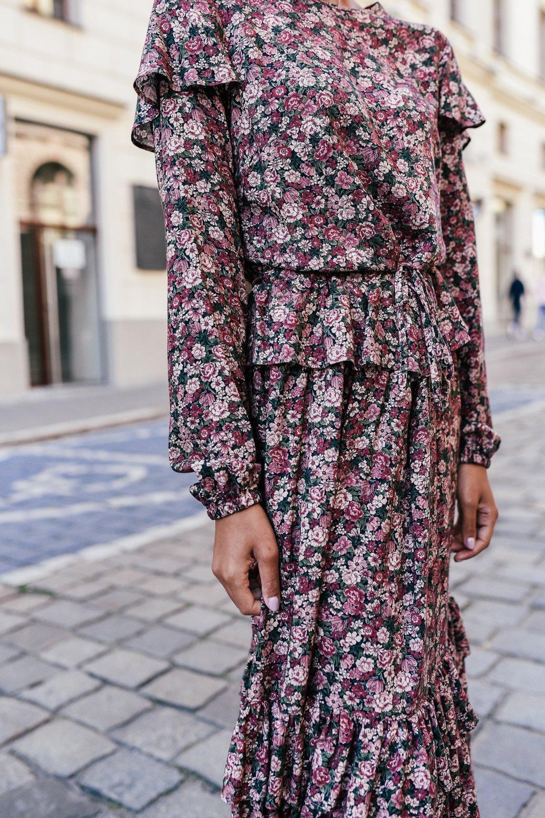 CHEAP Long Flowers Dress 28617023893 – Women's Dresses & Skirts