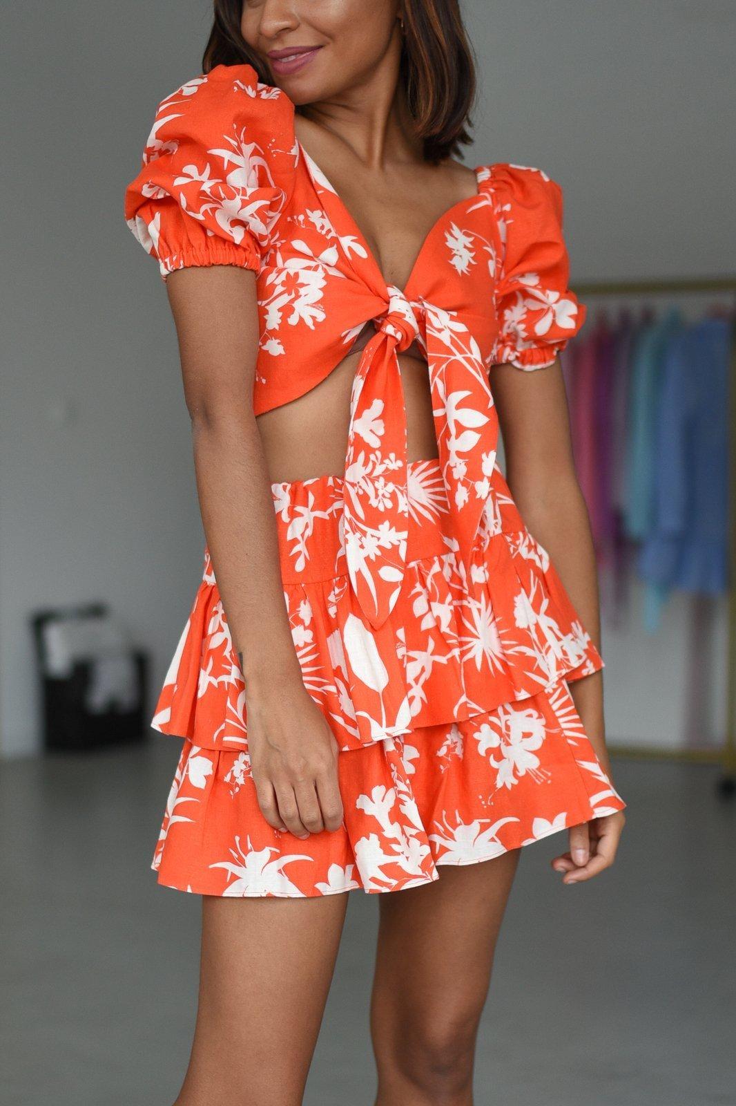 CHEAP Naya Summer Flowers Skirt 28617024063 – Women's Dresses & Skirts