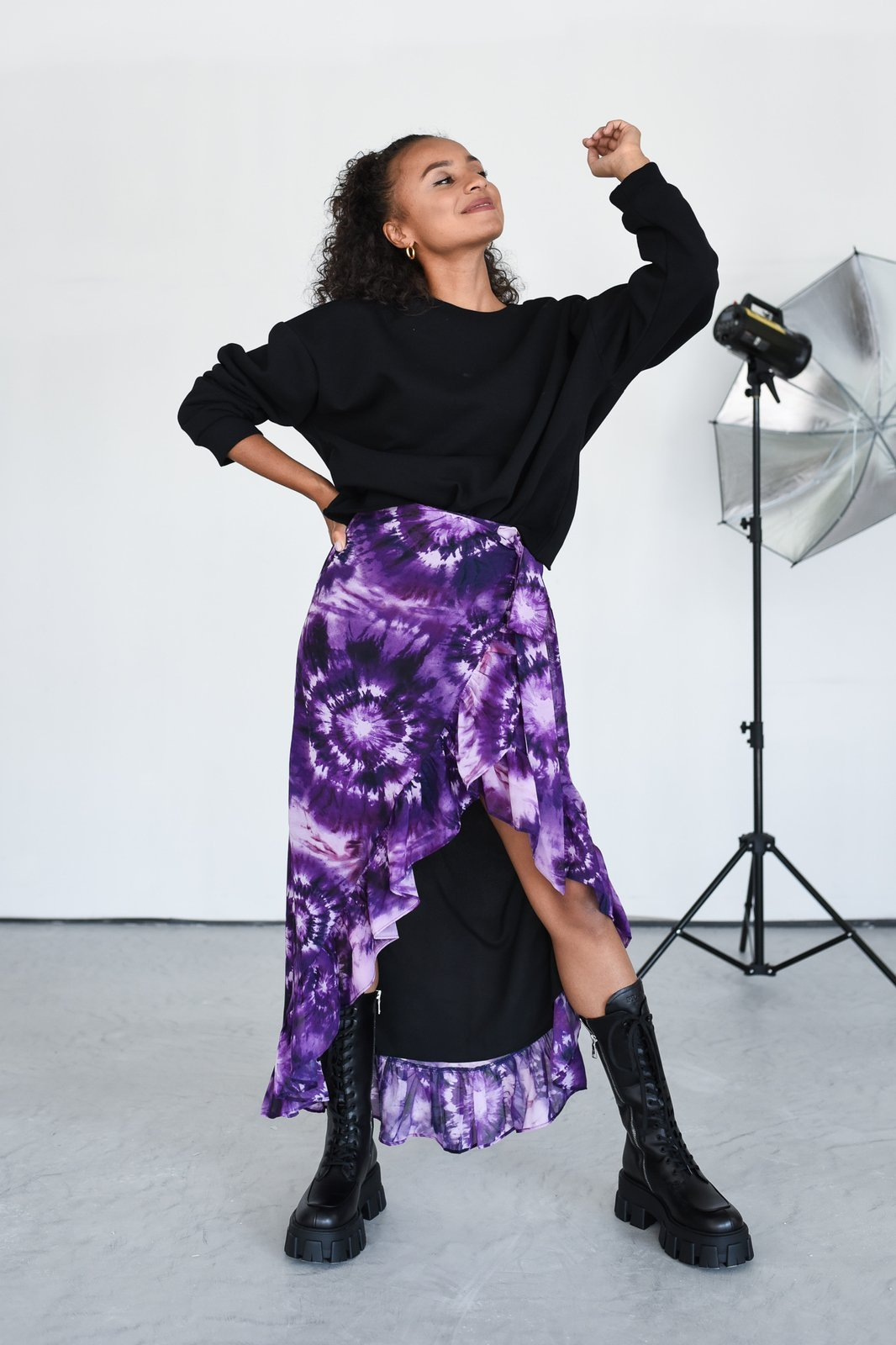 CHEAP Flamenco Purple Skirt 28617023903 – Women's Dresses & Skirts