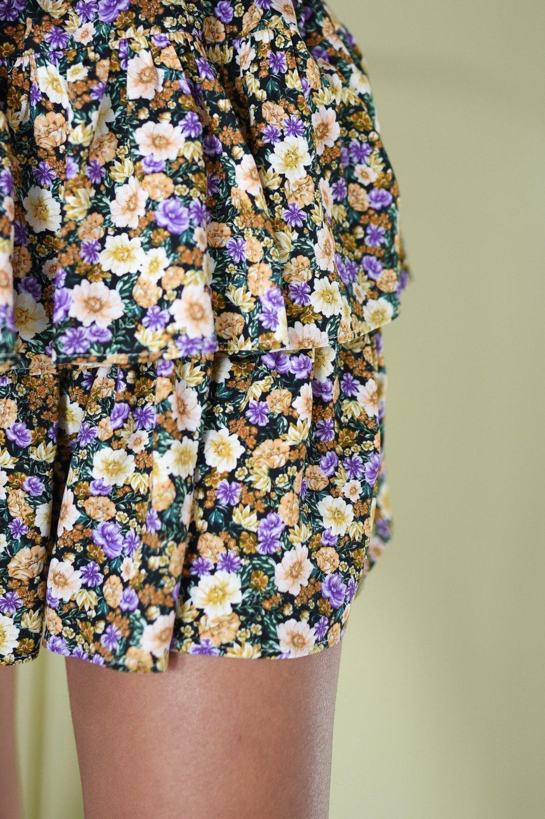 CHEAP Naya Flowers Skirt 28617024009 – Women's Dresses & Skirts