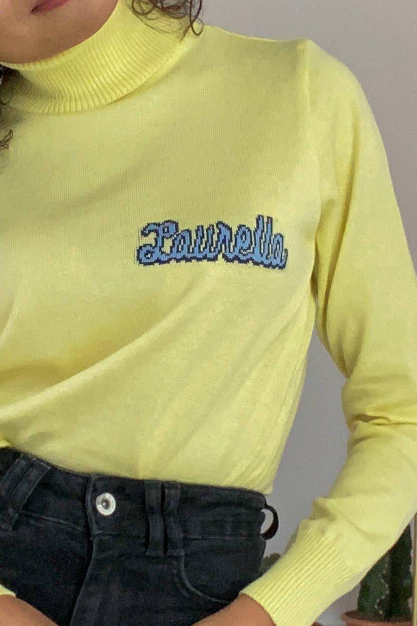 CHEAP Laurella Lemon Golf 28617023911 – Women's Tops