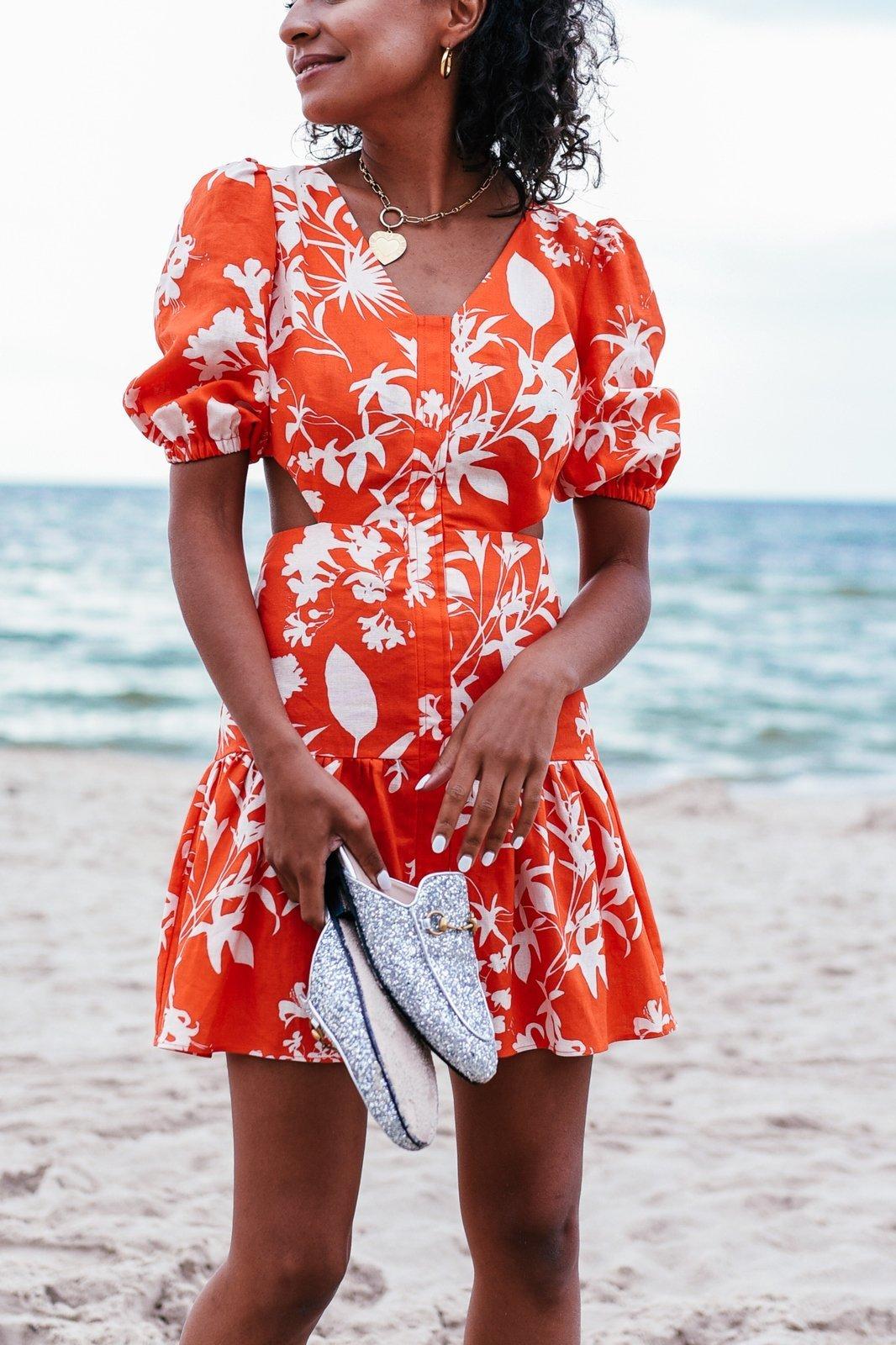 CHEAP Selin Summer Flowers Dress 28617023869 – Women's Dresses & Skirts