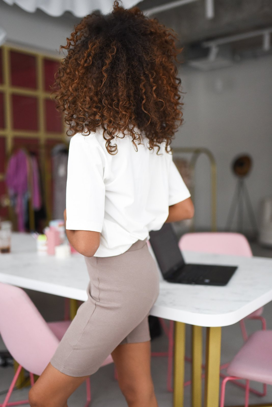 CHEAP Bibi Brown Shorts 28617024133 – Women's Trousers