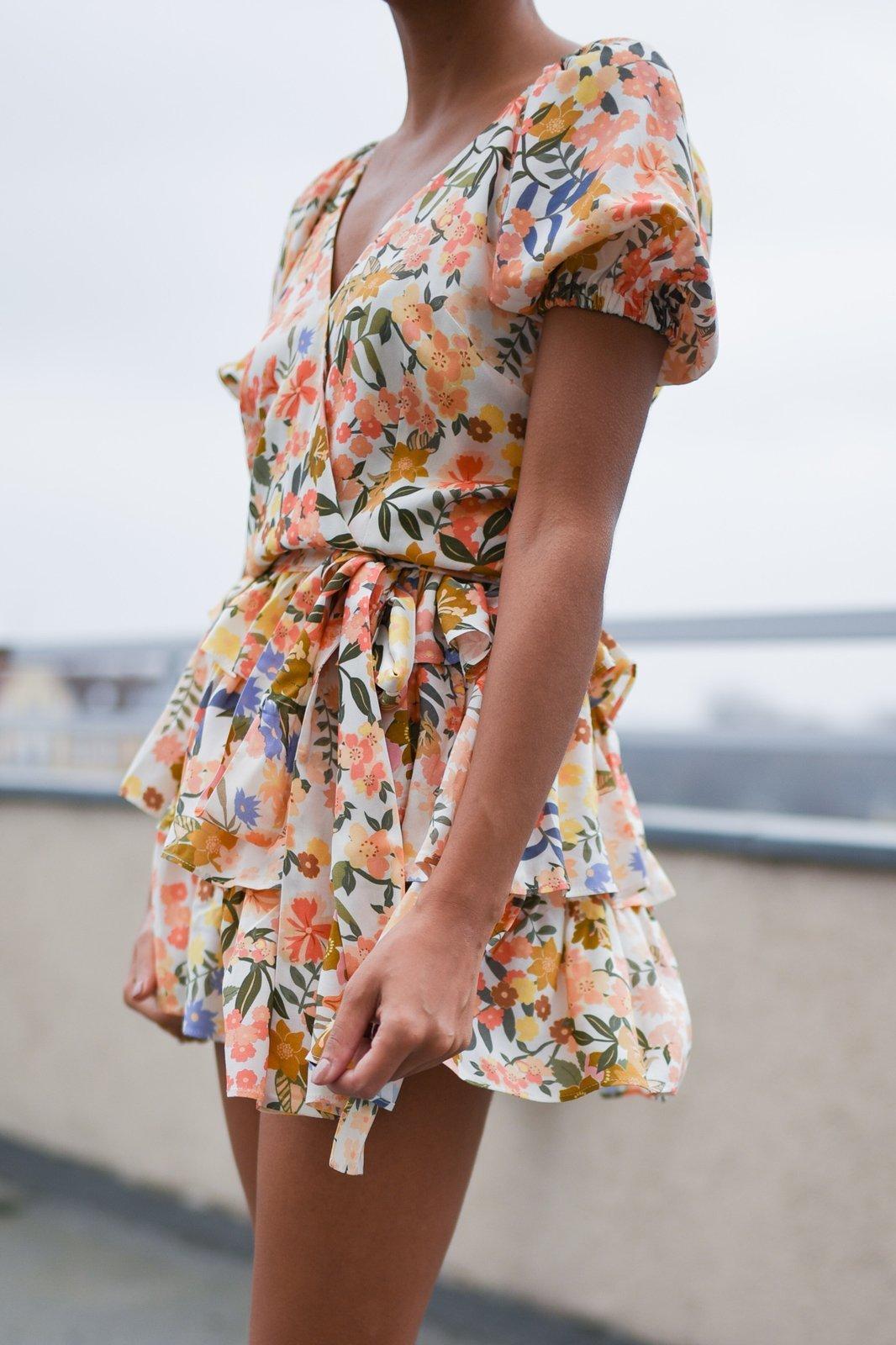 CHEAP Ganda Flowers Dress 28635026085 – Women's Dresses & Skirts